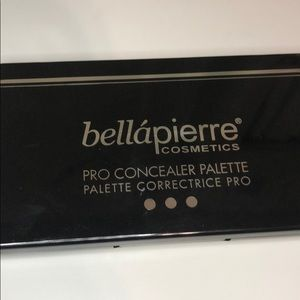 Bella Pierre color conceal palette